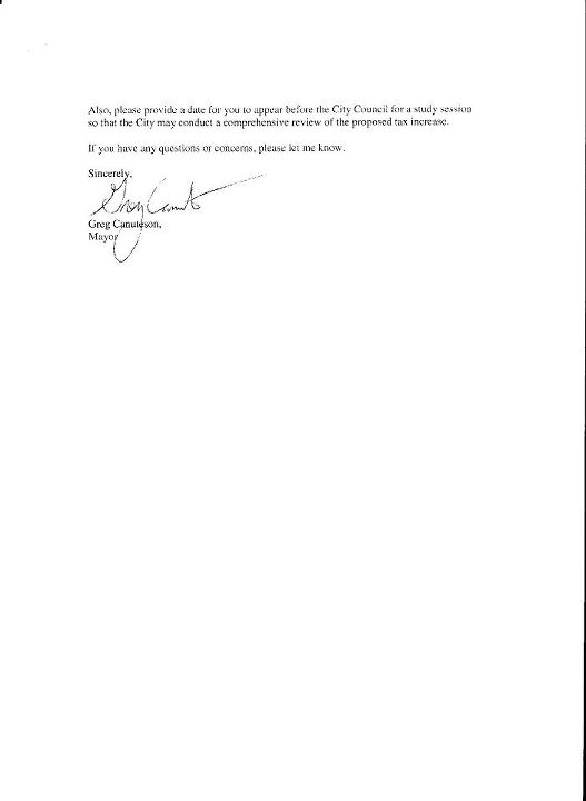Is This For Real?: Letter From Liberty Mayor to School Superintendent Dated Sept. 6, 2011 (4/4)