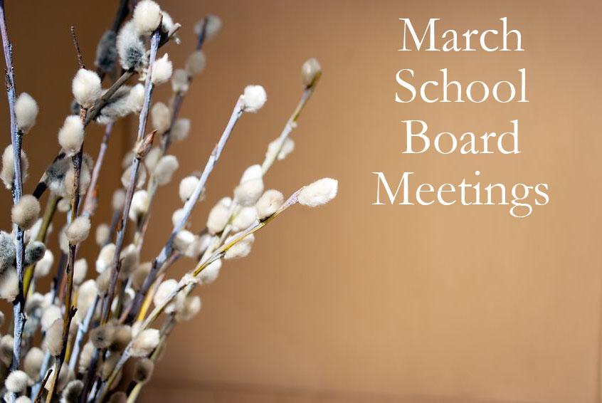 Kansas City, Kansas School District Board of Education Meeting -- Tuesday, March 12